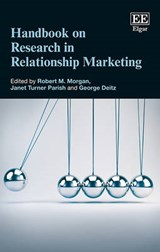 Handbook on Research in Relationship Marketing | R. M. Morgan |