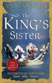 King's Sister | Anne O Brien |