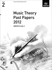 Music Theory Past Papers 2012, ABRSM Grade