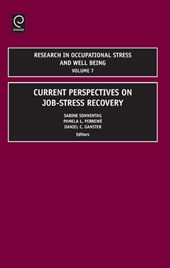 Current Perspectives on Job-Stress Recovery | Sabine Sonnetag |