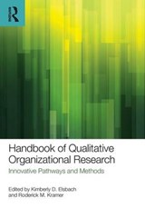 Handbook of Qualitative Organizational Research |  |