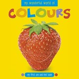 My Wonderful World of Colours | Katie Cotton |