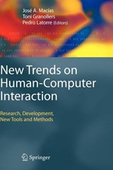 New Trends on Human-Computer Interaction | Jose A. Macias |