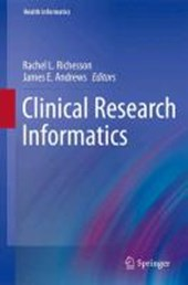 Clinical Research Informatics |  |