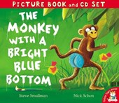 Monkey with a Bright Blue Bottom | Steve Smallman |