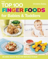 Top 100 Finger Food Recipes for Babies and Toddlers