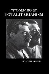 The Origins of Totalitarianism (Pbk) | Hannah Arendt |