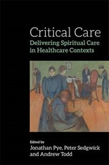 Critical Care | Jonathan Pye |