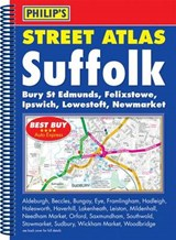Philip's Street Atlas Suffolk | auteur onbekend |