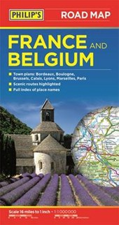 Philip's Road Map France and Belgium | Philips |