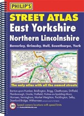 Philip's Street Atlas East Yorkshire and Northern Lincolnshi