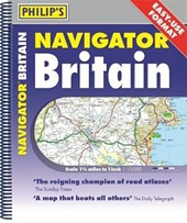 Philip's 2018 Navigator Britain Easy Use Format |  |
