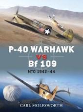 P-40 Warhawk Vs Bf