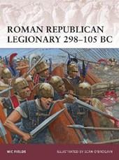 Roman Republican Legionary 298-105 BC | Nic Fields |