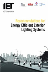 Recommendations for Energy-Efficient Exterior Lighting Systems | Iet Standards |