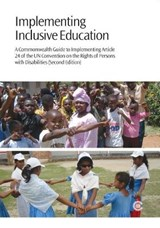 Implementing Inclusive Education | Richard Rieser |