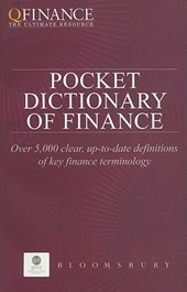 Pocket Dictionary of Finance