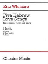 Five Hebrew Love Songs | auteur onbekend |