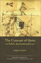 The Concept of Unity in Public International Law | Mario Prost |