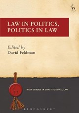 Law in Politics, Politics in Law | David Feldman |