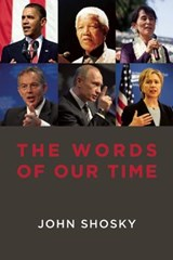 The Words of Our Time | John Shosky |