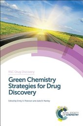 Green Chemistry Strategies for Drug Discovery |  |