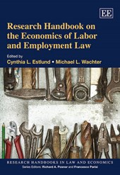 Research Handbook on the Economics of Labor and Employment Law | Cynthia L. Estlund |