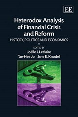 Heterodox Analysis of Financial Crisis and Reform | auteur onbekend |