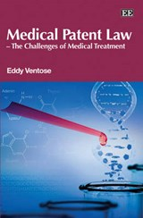 Medical Patent Law | Ventose, Eddy, Dr. |