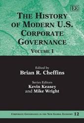 The History of Modern U.S. Corporate Governance