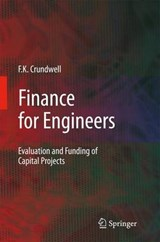 Finance for Engineers | Frank Kenneth Crundwell |