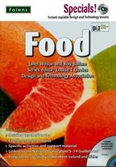 Secondary Specials! +CD: D&T - Food