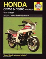 Honda Owners Workshop Manual | Pete Shoemark |