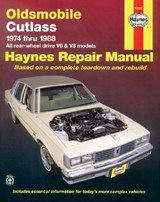 Oldsmobile Cutlass, 1974-1988 | John Haynes |