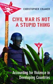Civil War is Not a Stupid Thing | Christoper Cramer |