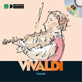Antonio Vivaldi [With CD (Audio)] | Olivier Baumont |