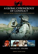 A Global Chronology of Conflict | auteur onbekend |