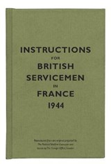 Instructions for British Servicemen in France, | auteur onbekend |