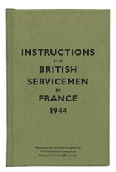 Instructions for British Servicemen in France,