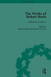 The Works of Robert Boyle