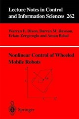 Nonlinear Control of Wheeled Mobile Robots | auteur onbekend |