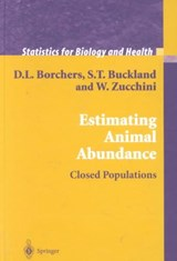 Estimating Animal Abundance | D. L. Borchers |