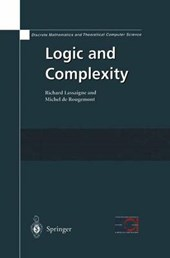 Logic and Complexity | Michel DeRougemont |