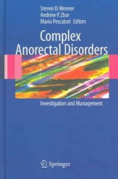 Complex Anorectal Disorders |  |