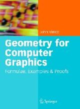 Geometry for Computer Graphics | John Vince |