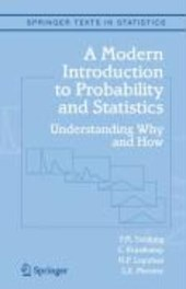 Modern Introduction to Probability and Statistics | F M Dekkling |