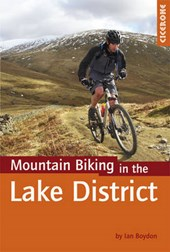 Cicerone Mountain Biking in the Lake District