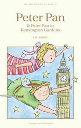 Peter Pan & Peter Pan in Kensington Gardens | J M Barrie |
