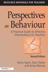 Perspectives on Behaviour | Harry Ayers |