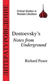 Dostoevsky's Notes from Underground